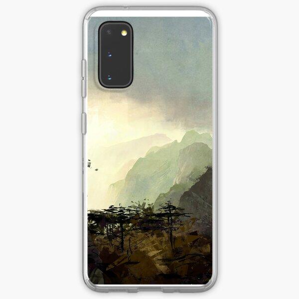 Misty Mountain Samsung Galaxy Soft Case