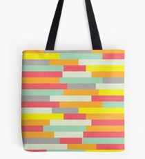 Stripy Stripes Tote Bag