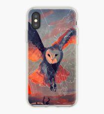 Owl Hunt iPhone Case