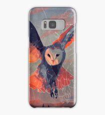 Owl Hunt Samsung Galaxy Case/Skin