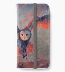 Vinilo o funda para iPhone Owl Hunt