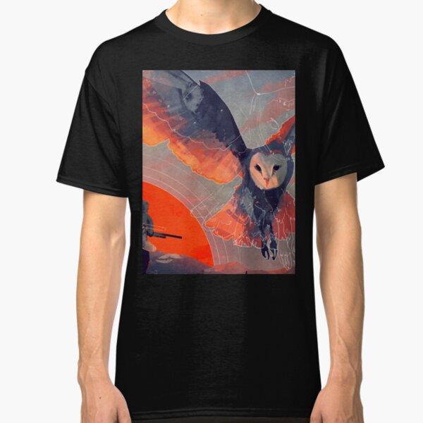 Owl Hunt Classic T-Shirt