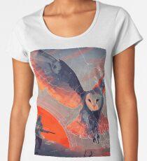 Owl Hunt Women's Premium T-Shirt