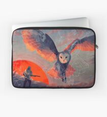 Owl Hunt Laptop Sleeve