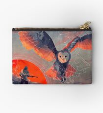 Owl Hunt Studio Pouch