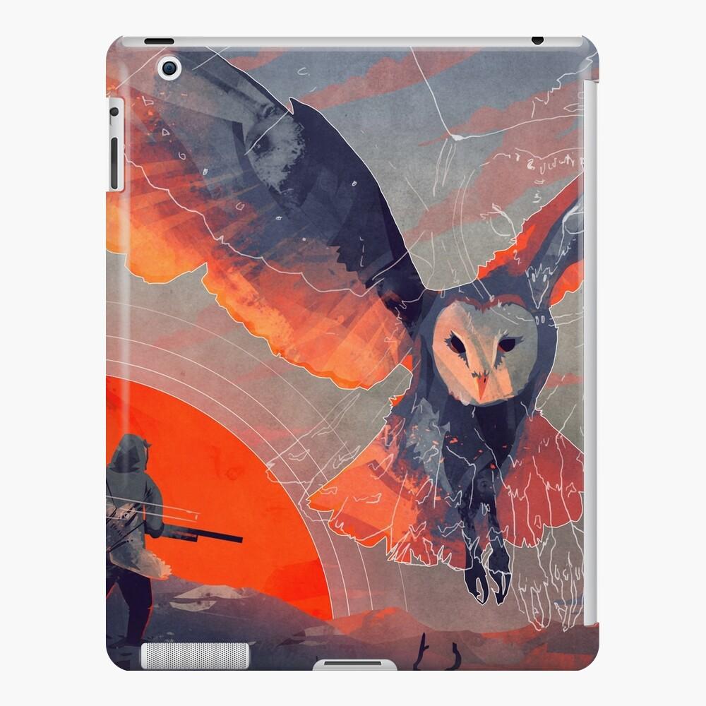 Owl Hunt Funda y vinilo para iPad