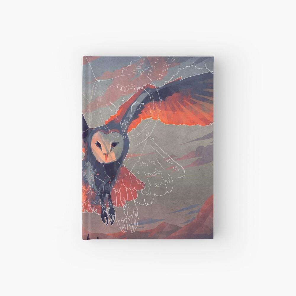 Owl Hunt Hardcover Journal