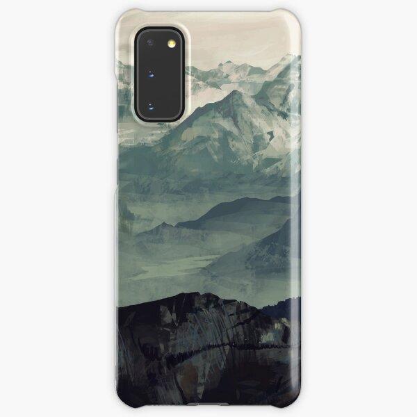 Mountain Fog Samsung Galaxy Snap Case