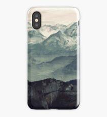 Mountain Fog iPhone Case/Skin