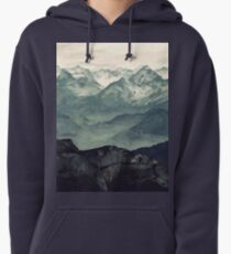 Mountain Fog Pullover Hoodie