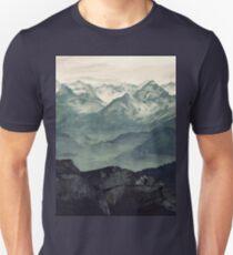 Mountain Fog Unisex T-Shirt