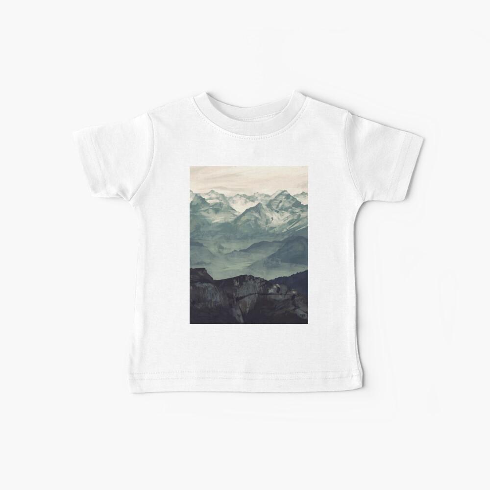 Mountain Fog Baby T-Shirt