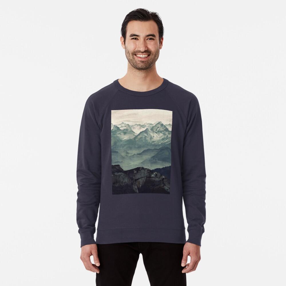 Mountain Fog Lightweight Sweatshirt