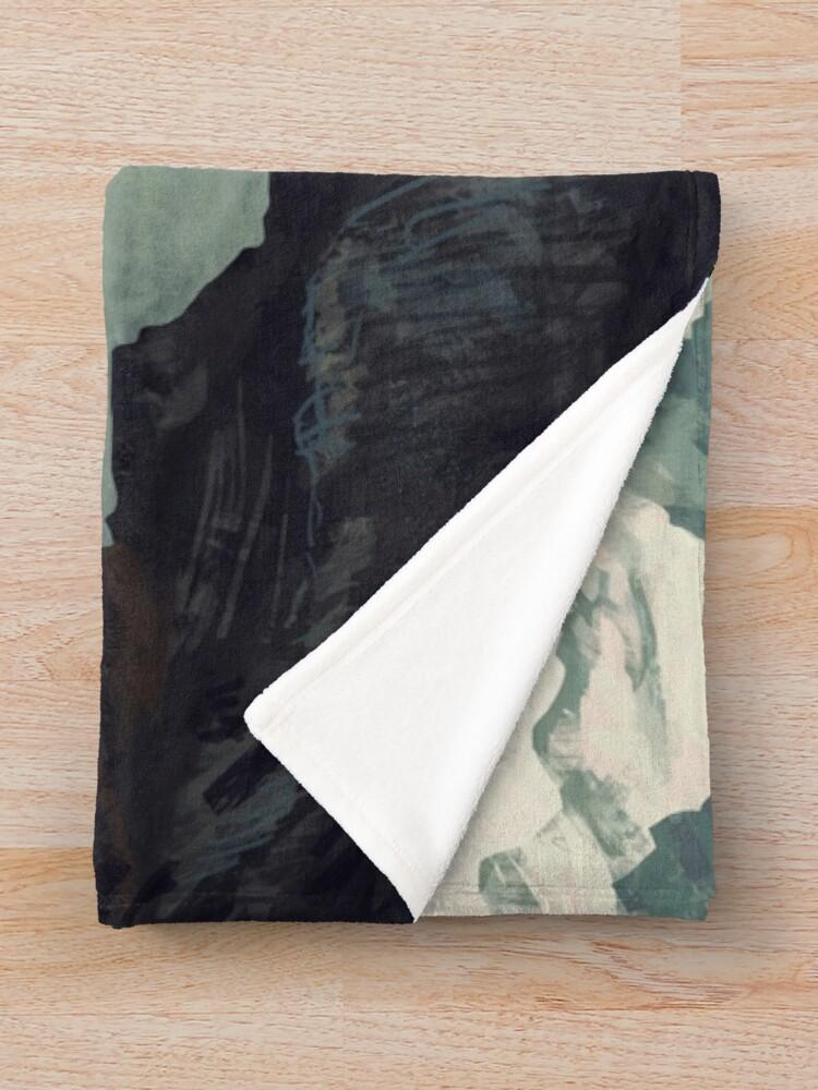 Alternate view of Mountain Fog Throw Blanket