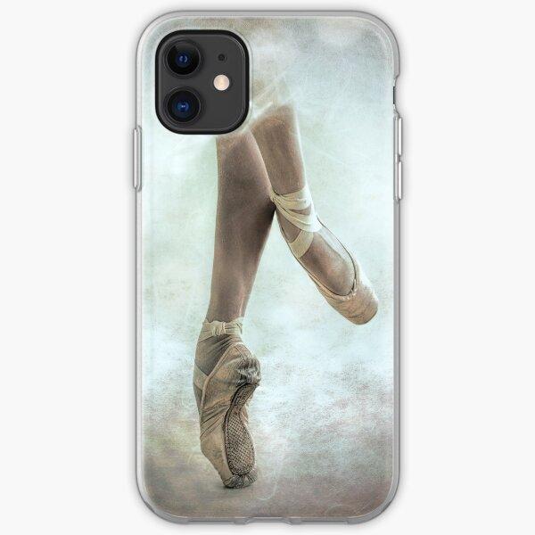 Ballerina:  Pique iPhone Soft Case