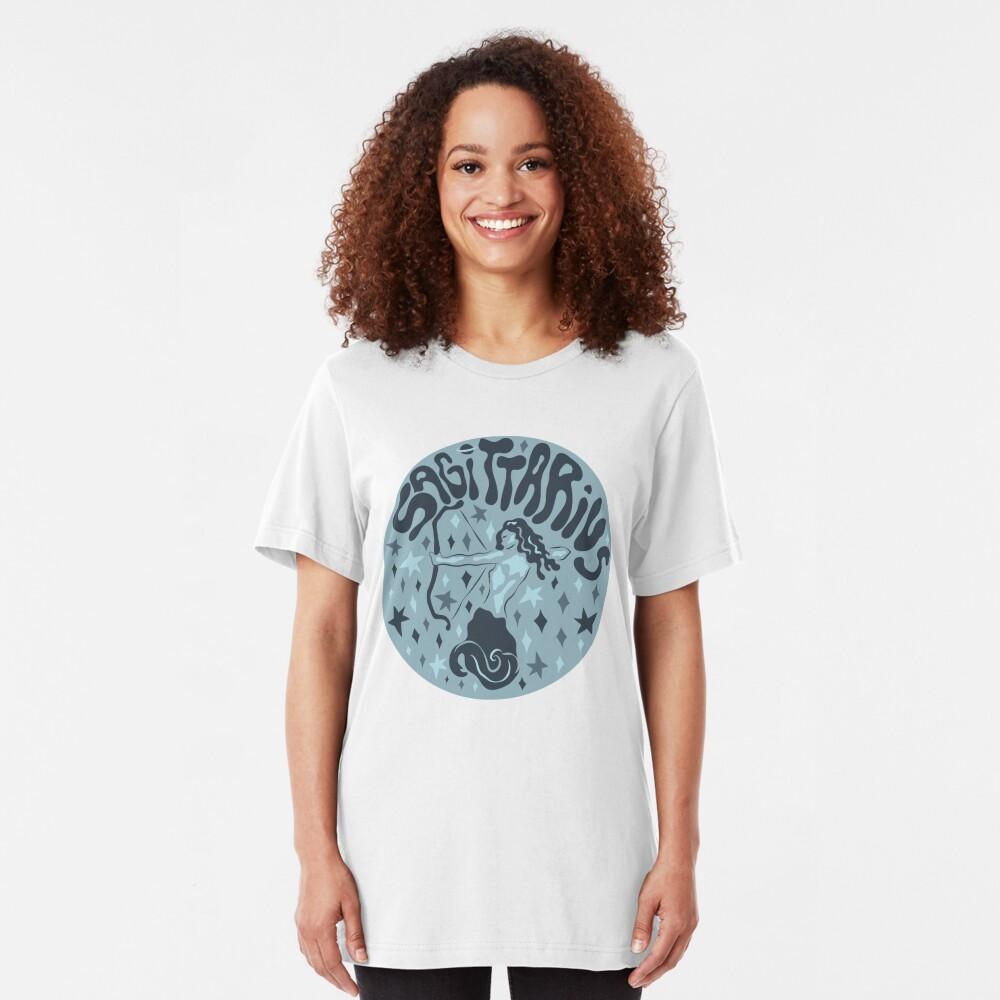 Sagittarius Slim Fit T-Shirt