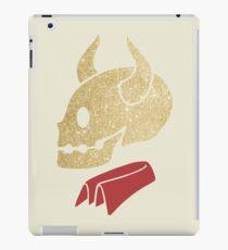 Buffy the Vampire Slayer's Glittery Devil Shirt iPad Case/Skin