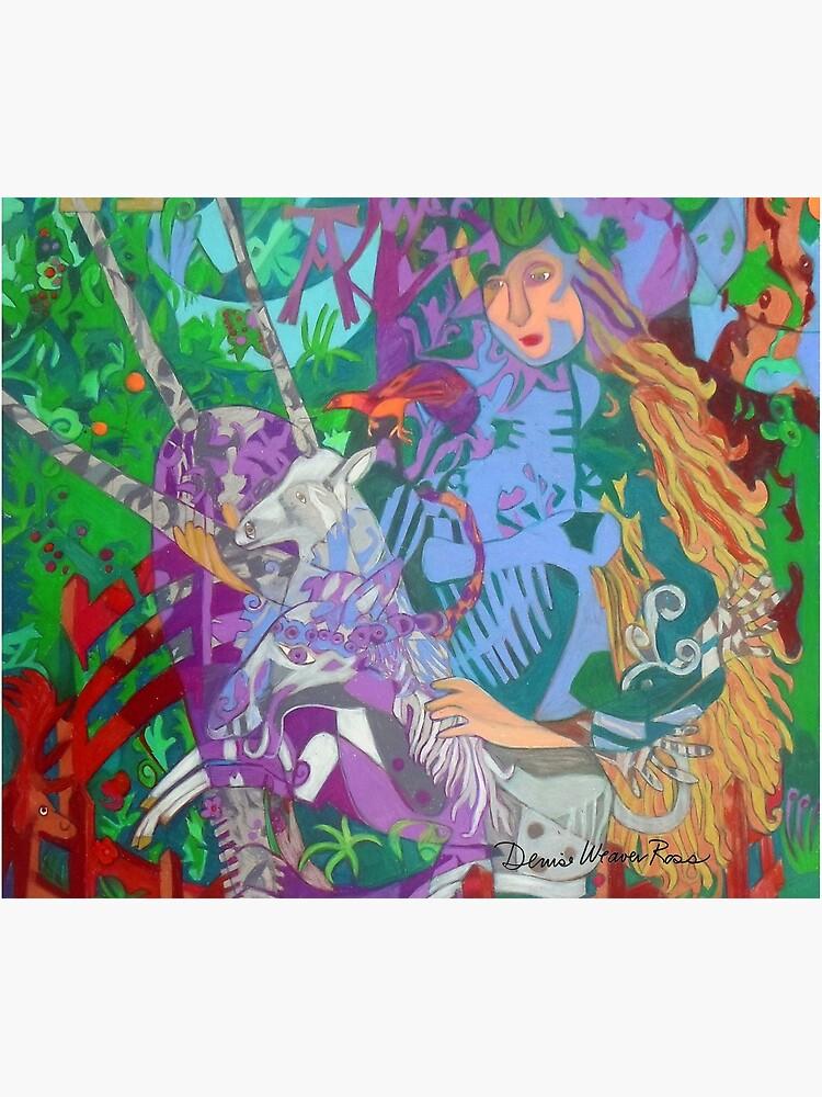Archeology of the Unicorn by DWeaverRoss