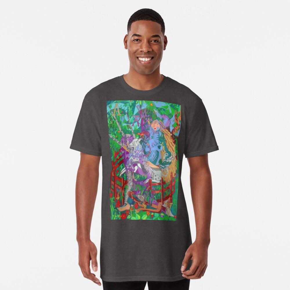 Archeology of the Unicorn Long T-Shirt