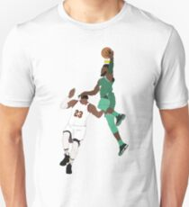 The New King Of The NBA Unisex T-Shirt