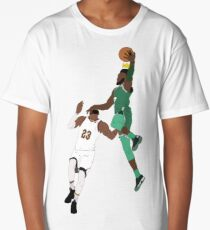 The New King Of The NBA Long T-Shirt