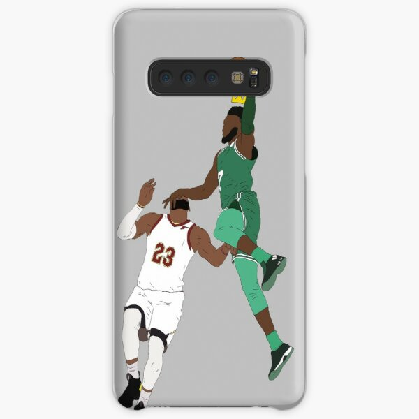 The New King Of The NBA Samsung Galaxy Snap Case