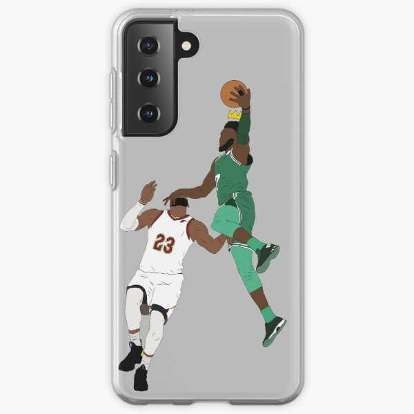 The New King Of The NBA Samsung Galaxy Soft Case