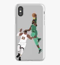 The New King Of The NBA iPhone Case