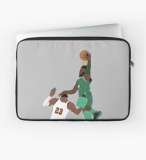 The New King Of The NBA Laptop Sleeve