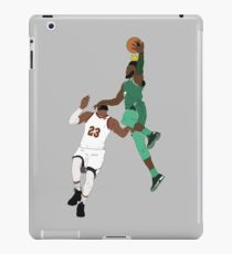 The New King Of The NBA iPad Case/Skin