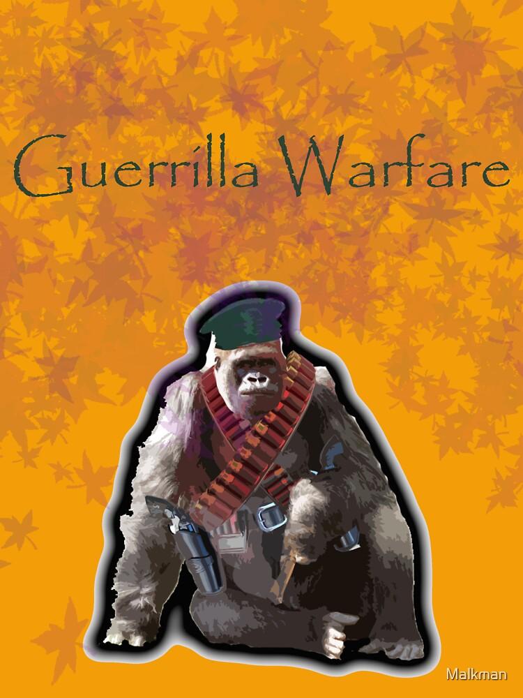 warfare by Malkman