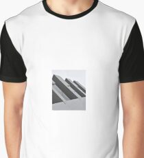 High side Graphic T-Shirt
