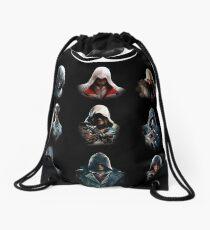 Assassins Drawstring Bag