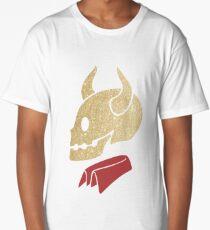 Buffy the Vampire Slayer's Glittery Devil Shirt Long T-Shirt