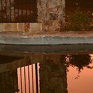 Reflecting Pond by Terri~Lynn Bealle