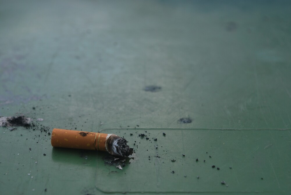 Smoking kills by andrew3294