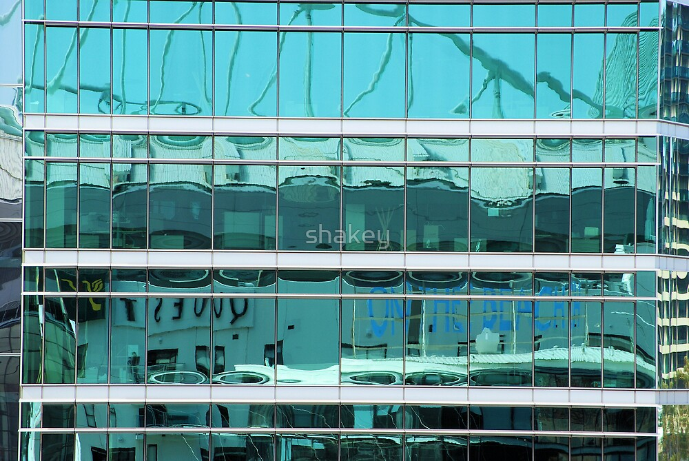 Reflected by shakey
