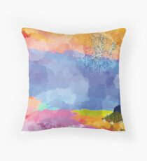 Inspira Urbana  Throw Pillow