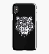 Kenzo paris tiger iPhone Case/Skin