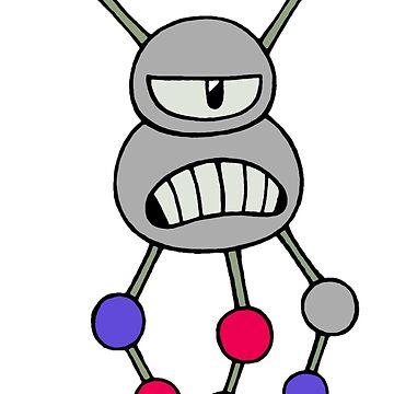 Molecule Monster by kota12