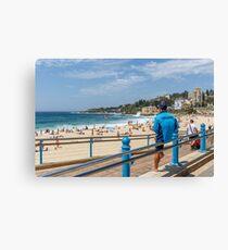 Coogee Beach Sydney Australia  Canvas Print