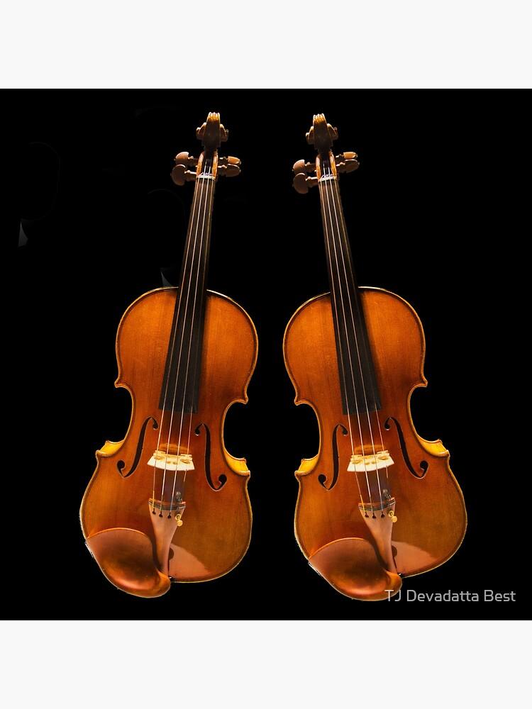 Violin Stradivarius twin | Bolsa de tela