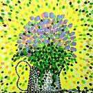 Explosive Flowers by Alan Hogan