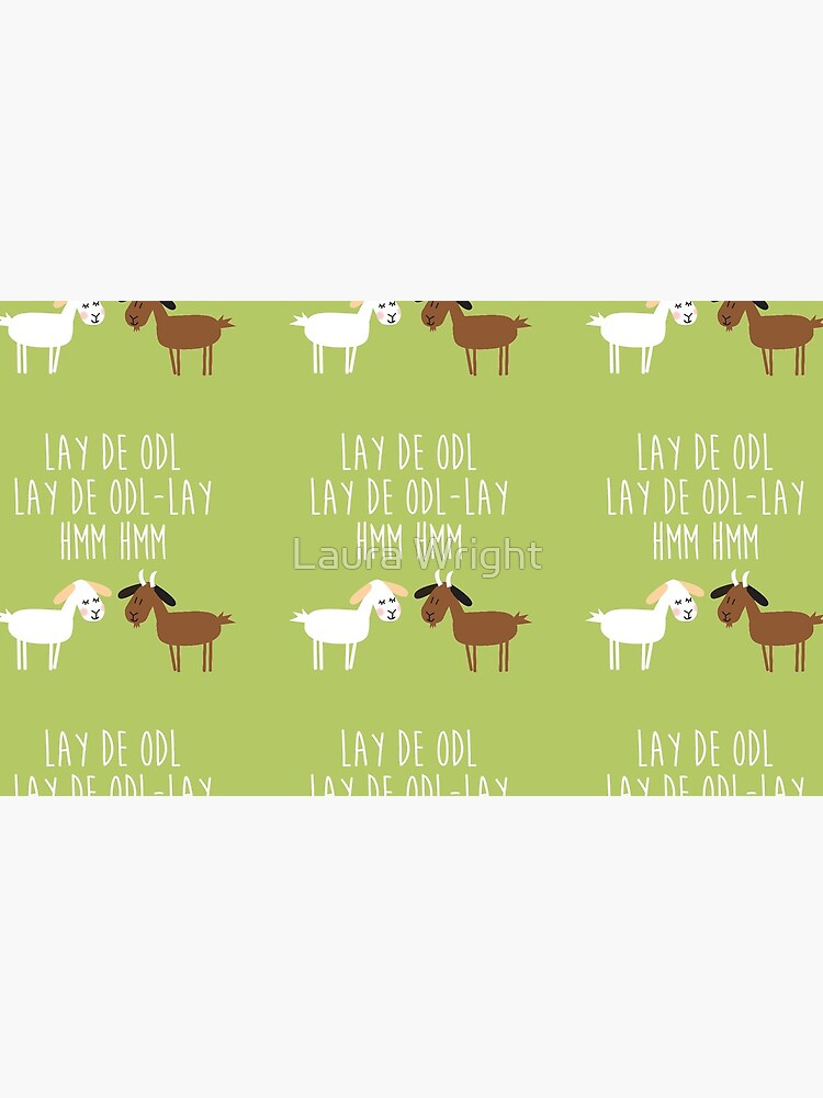 Sound of music goat herd by laurathedrawer