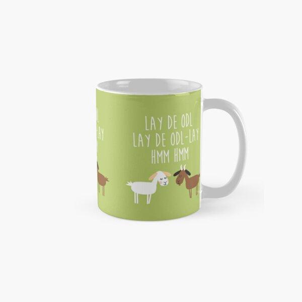 Sound of music goat herd Classic Mug