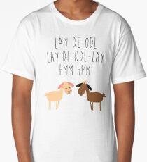 Sound of music goat herd Long T-Shirt