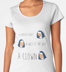 Sound of music nuns Women's Premium T-Shirt