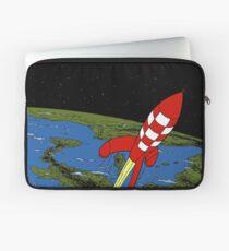 Tintin rocket Phone case Laptop Sleeve