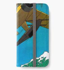 Tintin Poster iPhone Wallet/Case/Skin