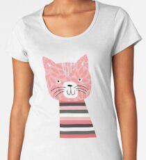 kittens in mittens Women's Premium T-Shirt